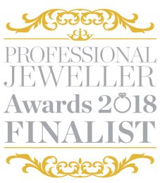 Professional Jeweller Awards Finalist 2018
